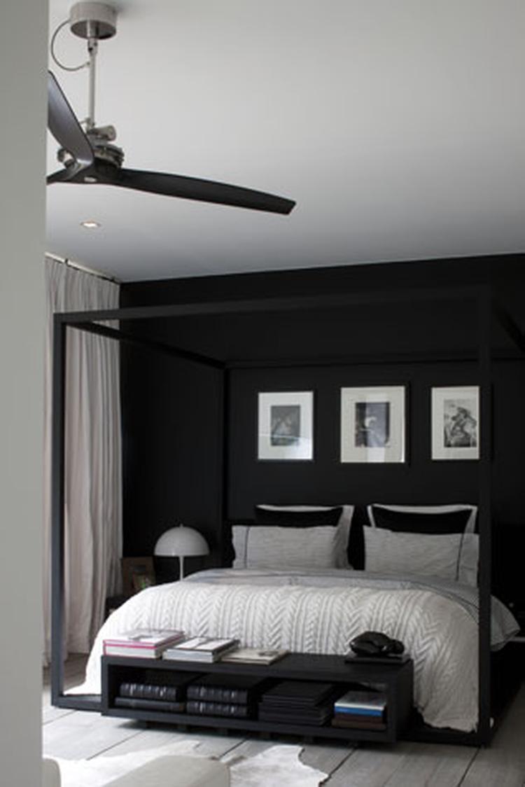 mooie strakke slaapkamer. Foto geplaatst door Sterrebb op Welke.nl
