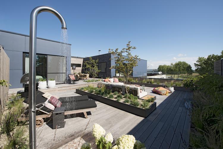 Gezellig Knus Dakterras : Hoe jouw terras optimaal gezellig inrichten betafence belgium