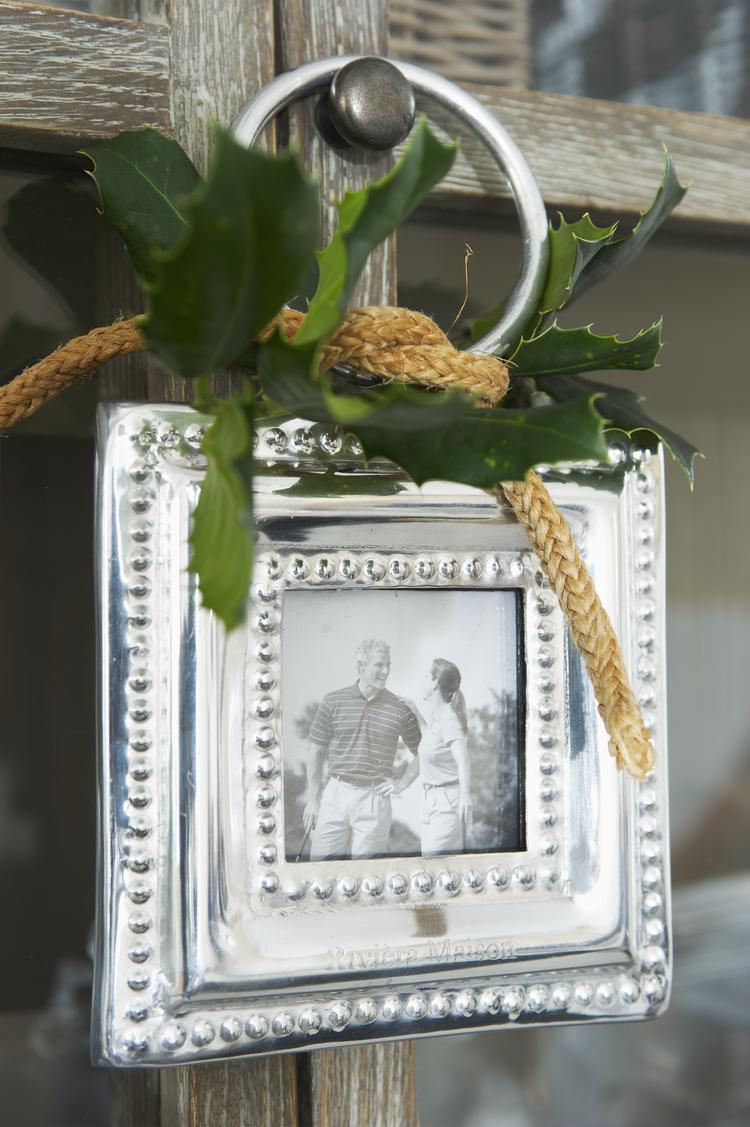 Fotolijstje Van Riviera Maison Voor In De Kerstboom Dit