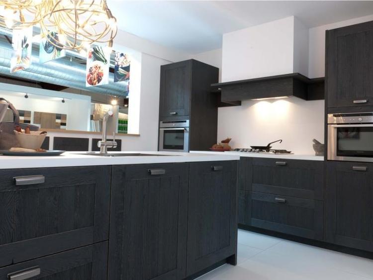 Keuken Van Antraciet : Keuken antraciet aparte kleur voor keuken foto geplaatst door