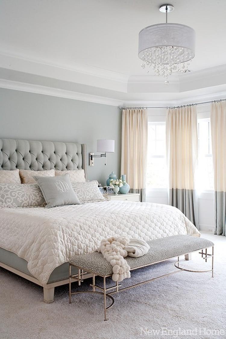 romantische slaapkamers maken: laura ashley romantische slaapkamer, Deco ideeën