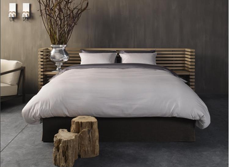 Aruba bed van Nilon Beds - Piet Boon. Piet Boon ontwerpt graag met ...