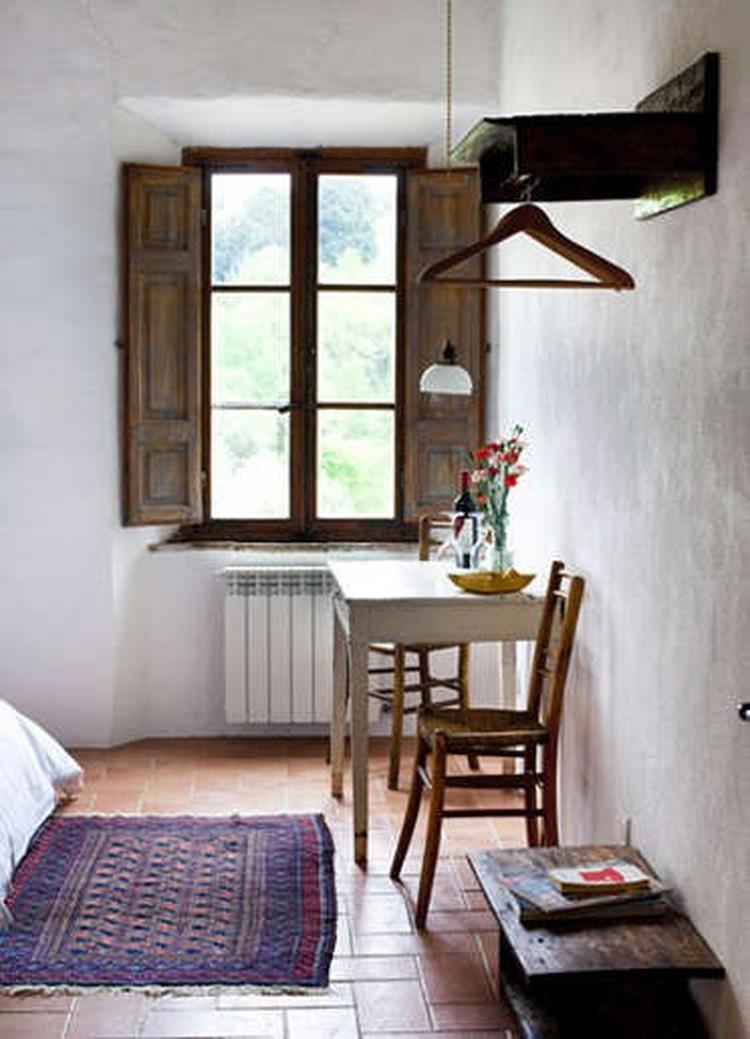 plavuizen in kleine slaapkamer. . foto geplaatst door ingrid-van, Deco ideeën