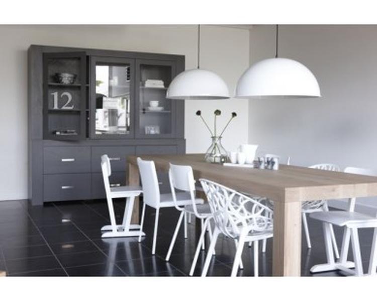 mooie lampen voor boven de eettafel foto geplaatst door