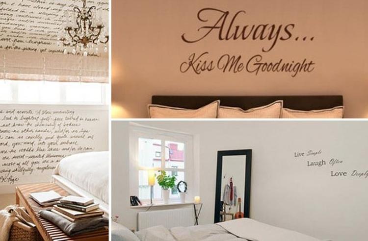 betekenisvolle quotes voor in de slaapkamer