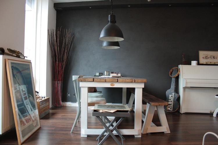 Stoer Landelijk Interieur : Landelijk wonen met een stoer tintje. finest wonen landelijke stijl