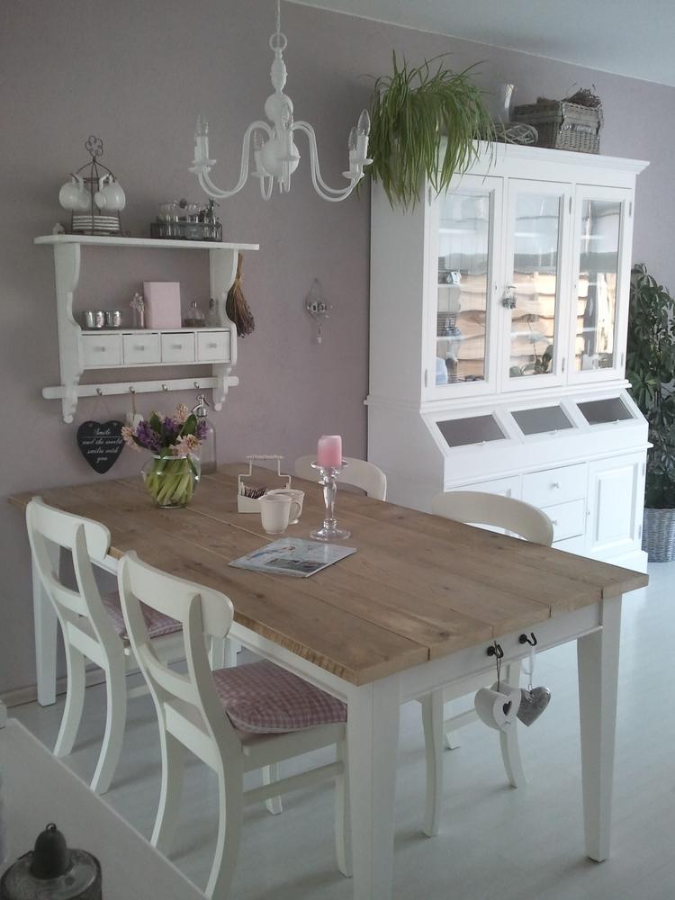 landelijke stijl keuken/woonkamer. foto geplaatst door kcmjacobs, Deco ideeën