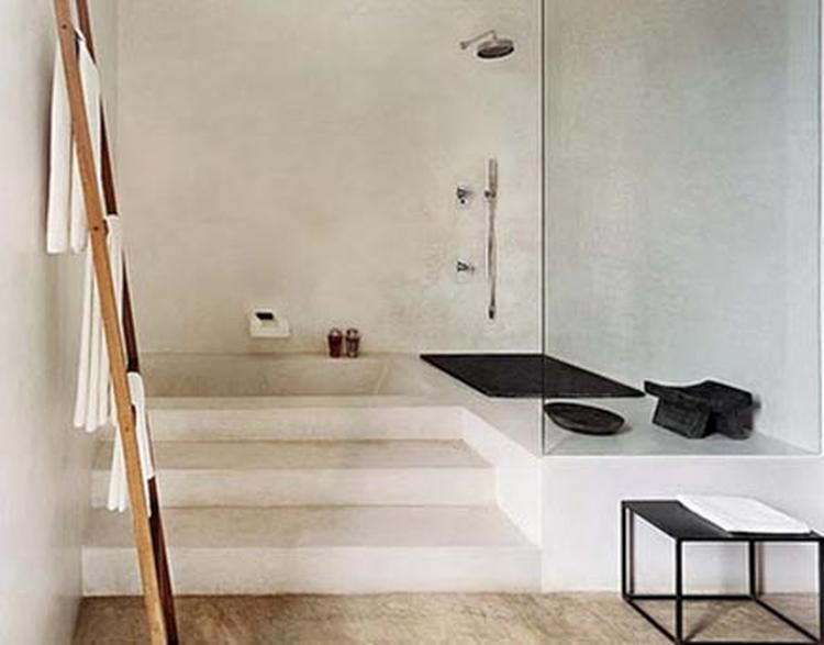 Fabulous verzonken bad met douche. Foto geplaatst door DanielleF op Welke.nl XC47