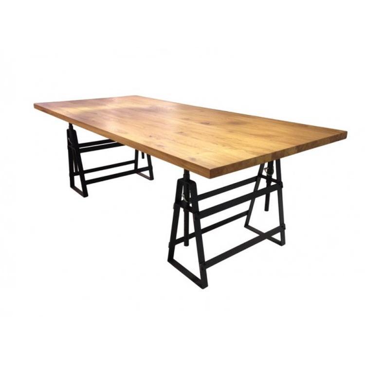 Standaard hoogte tafel for Tafel hoogte