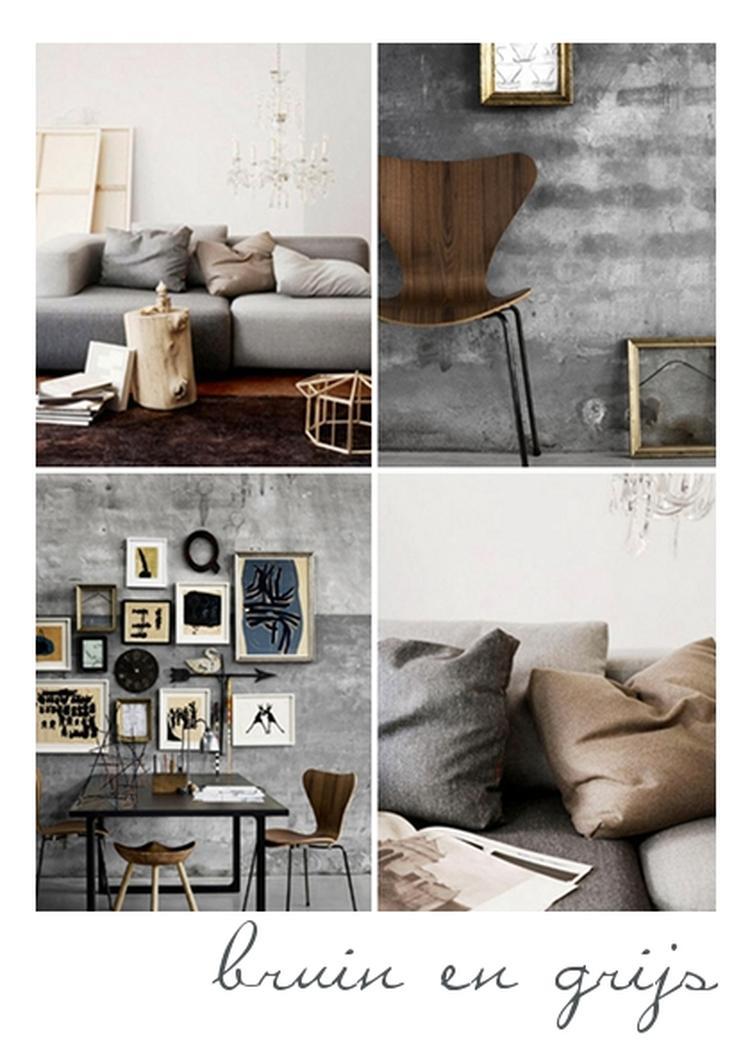 kleurinspiratie voor woonkamer. Foto geplaatst door ElineM op Welke.nl