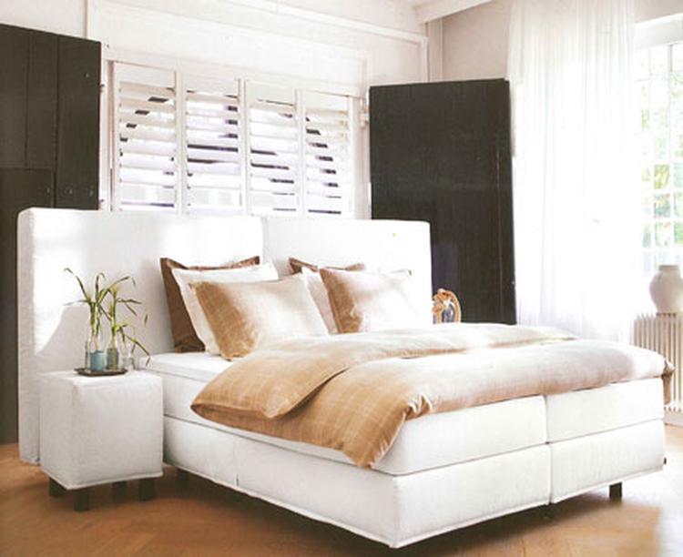 Bed van Auping; Jan des Bouvrie. . Foto geplaatst door leo op Welke.nl