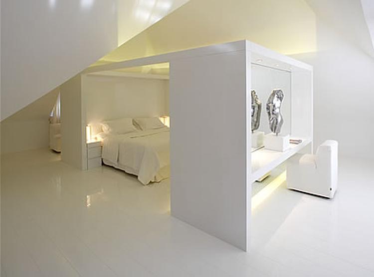 Interieur ontworpen door Jan des Bouvrie. . Foto geplaatst door leo ...