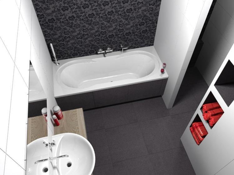 De Eerste Kamer) Proef de sfeer van de baroktijd in deze badkamer ...