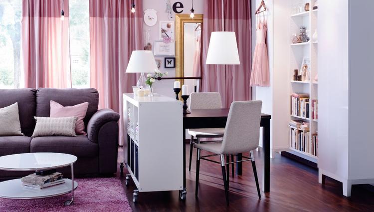 afscheiding idee voor de keuken-woonkamer. foto geplaatst door, Deco ideeën