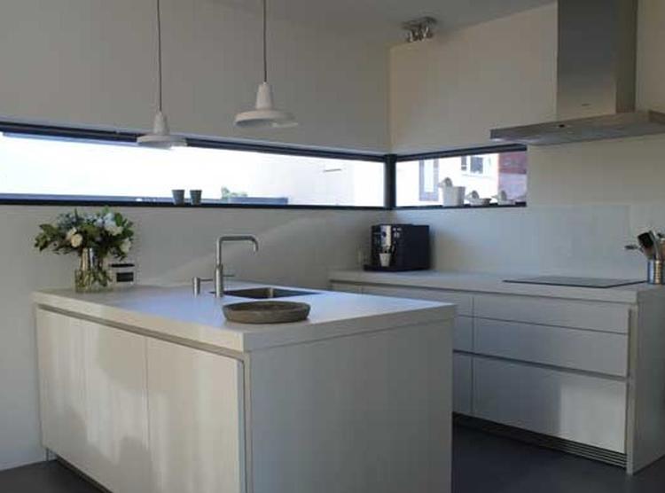Keuken Design Amersfoort : Bulthaup b1 keuken met spoeleiland geleverd door bulthaup