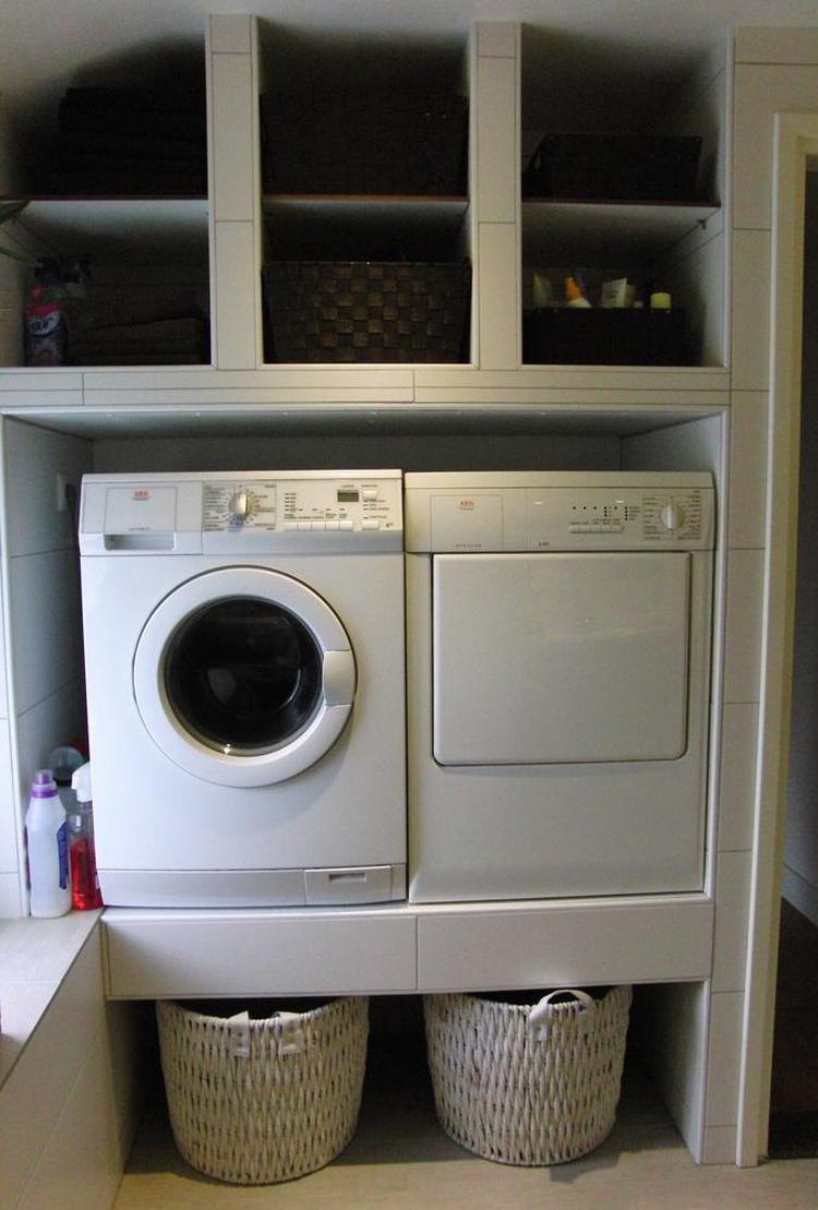 Wasmachine Kleine Ruimte