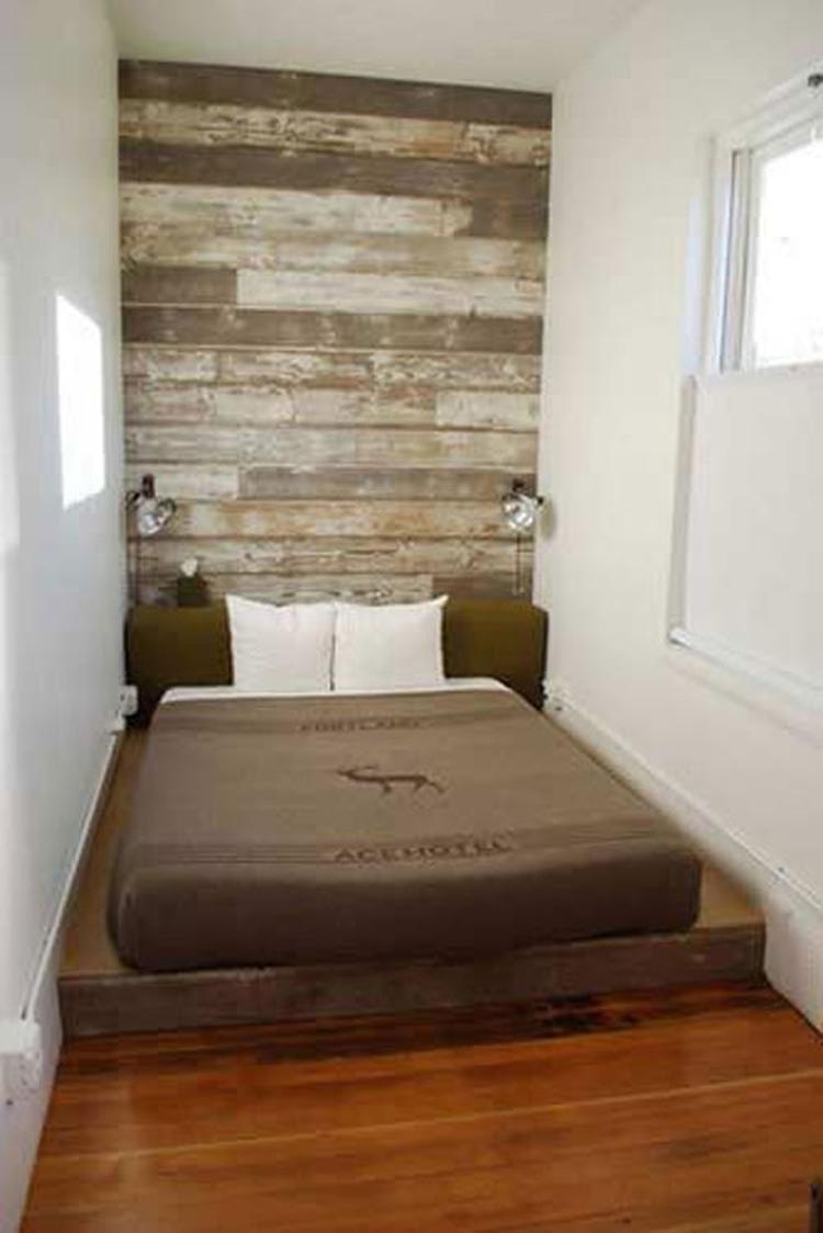 houtbehang op je slaapkamer. foto geplaatst door kcmjacobs op welke.nl, Deco ideeën