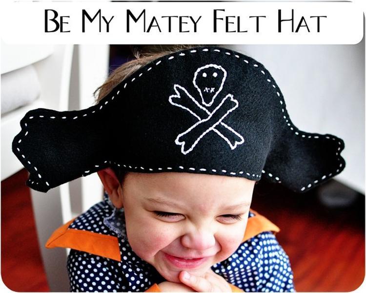 Kleurplaten Piratenhoed.Piratenhoed Maken Voor De Kids Link Zoeken Via Simplesimonandco