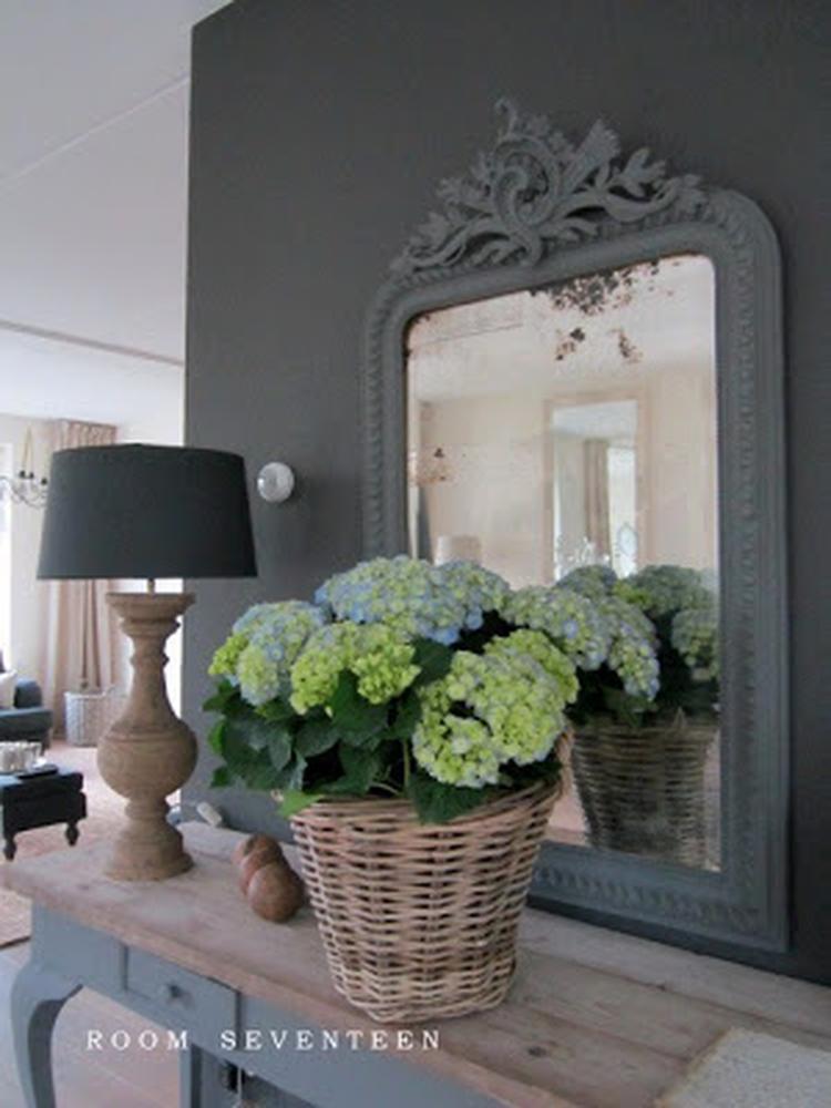 Mooi spiegel in mooi interieur!. Foto geplaatst door mariekevo op ...
