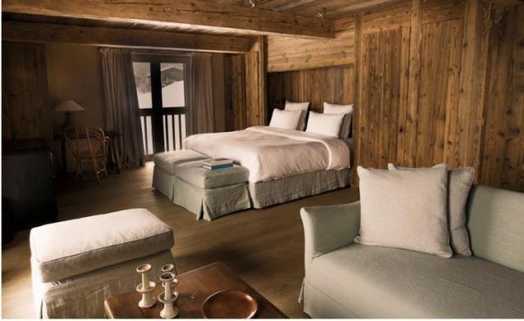 Slaapkamer Met Hout : Sfeervolle slaapkamer met veel hout. foto geplaatst door bofleur op