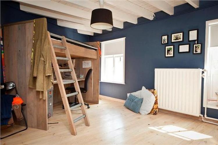 mooi kleur blauw voor in de slaapkamer