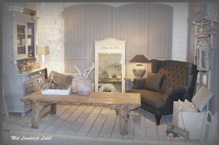 Stoer Landelijk Interieur : Mooi interieur stoer robuust landelijk en brocant zie site van