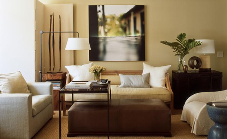7x Klassiek Interieur : Klassiek interieur mooie combinatie van salontafels warm en