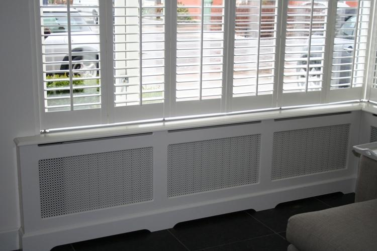 site heet joro mooie radiator en shutters voor op de slaapkamer ...