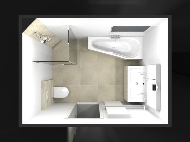 Artistiek Designradiator Badkamer : De eerste kamer een complete badkamer met veel ruimte in het hart