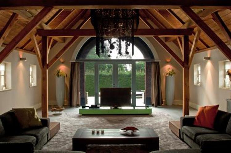 Oude boerderij met modern interieur.. Foto geplaatst door Mieke23 op ...