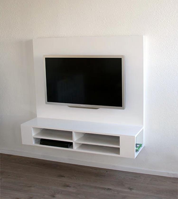 Tv Kast Zelf Maken Foto Geplaatst Door Souvenirdelavie Op