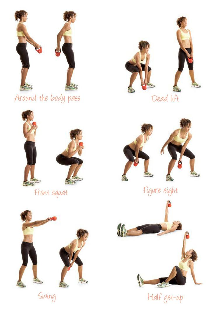 goede oefeningen voor thuis