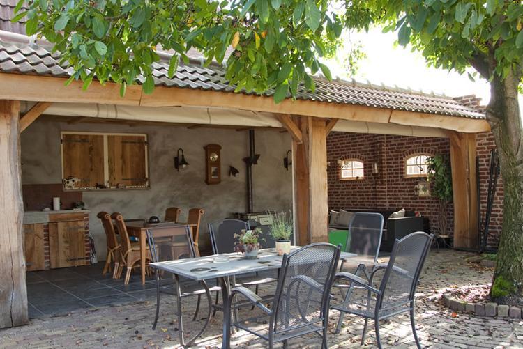 Moderne smalle tuin foto geplaatst door love shop op welke