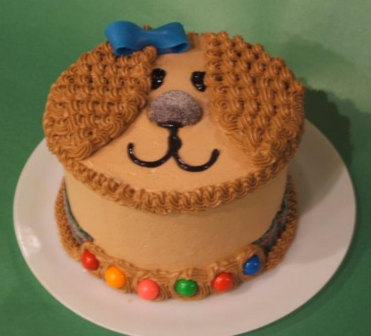 verjaardagstaart hond recept