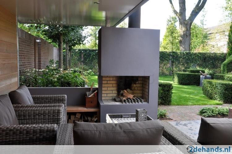 Populair mooie openhaard in de tuin . Foto geplaatst door hethippehuis op  GX36