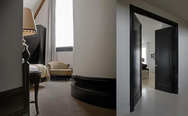 7x Klassiek Interieur : Prachtige modern klassieke deuren van vonder foto geplaatst door