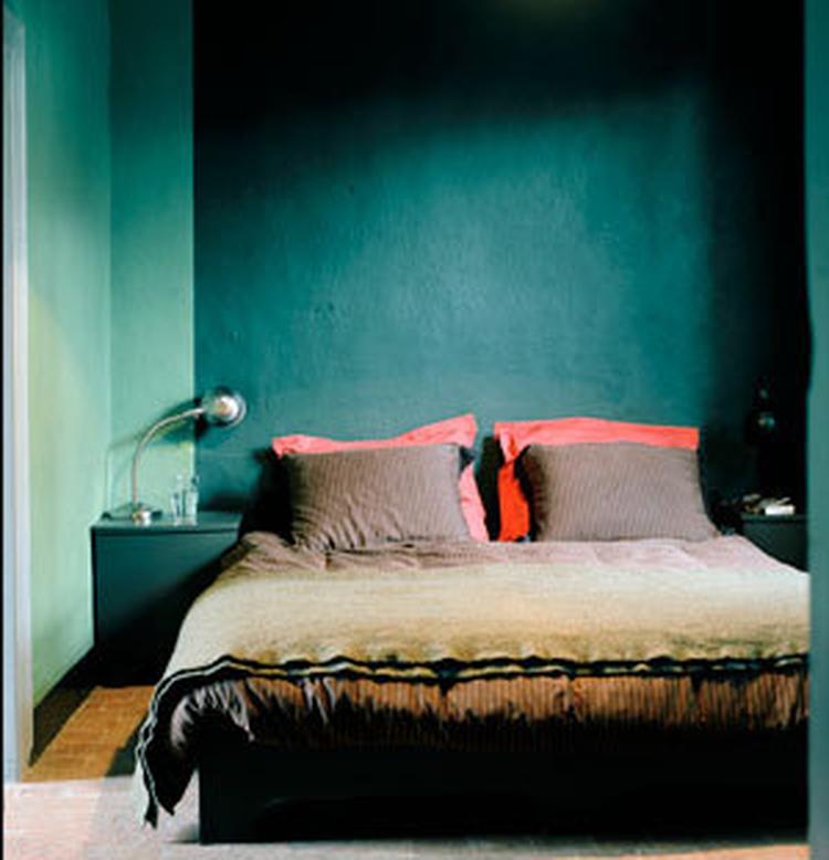 industriele kleur slaapkamer. Foto geplaatst door esme.visser op ...