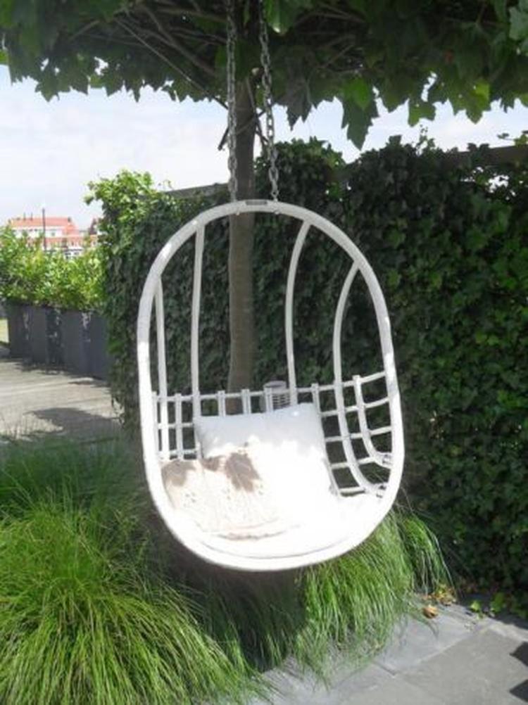 Hang Schommelstoel Voor Buiten.Mooie Hangstoel Voor Binnen Of Buiten Foto Geplaatst Door