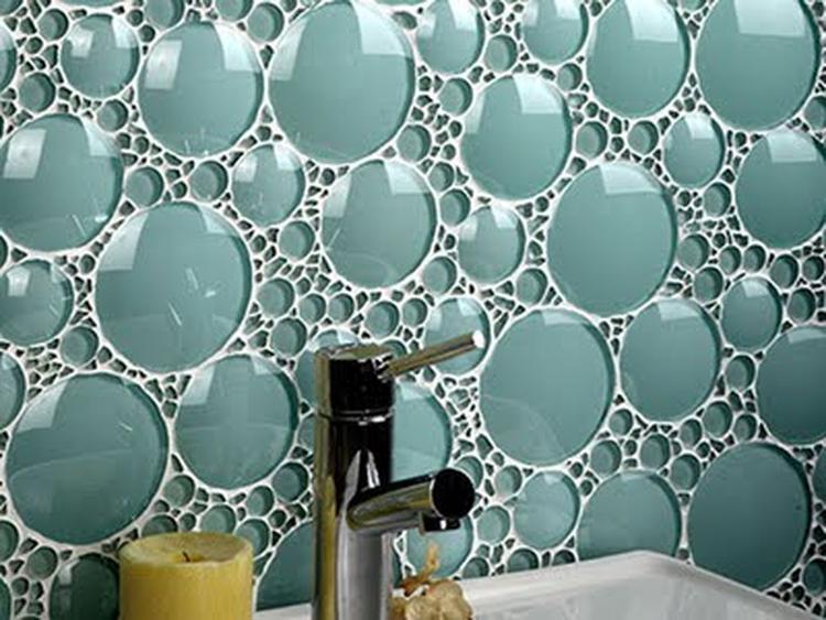 Bijzondere Tegels Badkamer : Bijzondere tegels cheap in een amsterdamse woning heb ik een