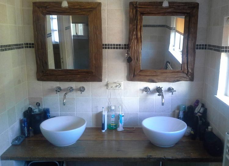 Oude badkamer materialen badkamer opknappen met korting i love my interior complete badkamer - Oude badkamer ...
