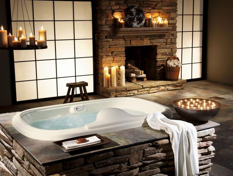 Interieur Natuur Badkamer : Prachtige badkamer mooi gebruik van natuurtinten foto geplaatst