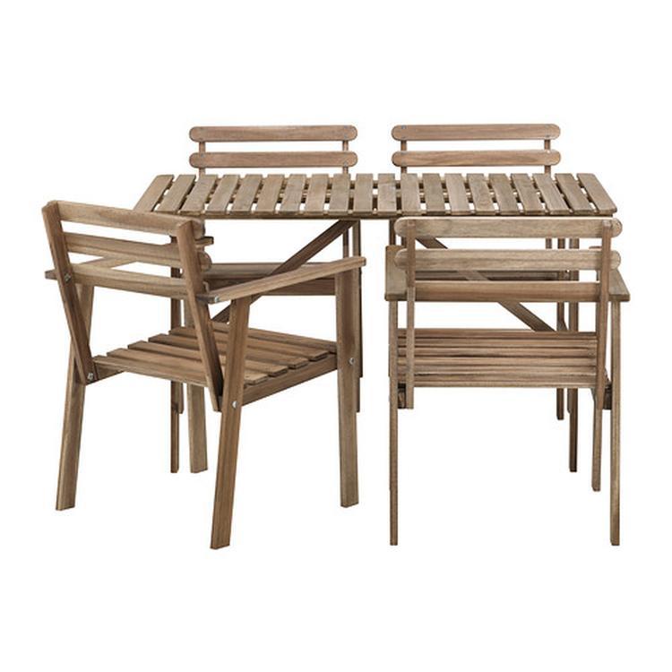 Tuinset Voor Weinig.Een Leuke Eettafel Set Van De Ikea Voor Weinig 99 95 Euro En Nee