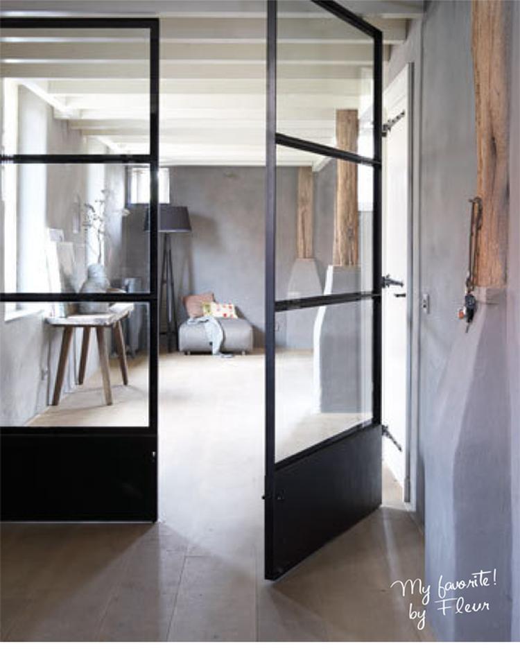 mooi als deur tussen hal en woonkamer. Foto geplaatst door D2370 op ...