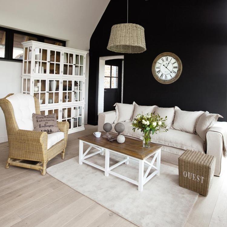 Gezellige woonkamer in landelijke stijl... Foto geplaatst door ...