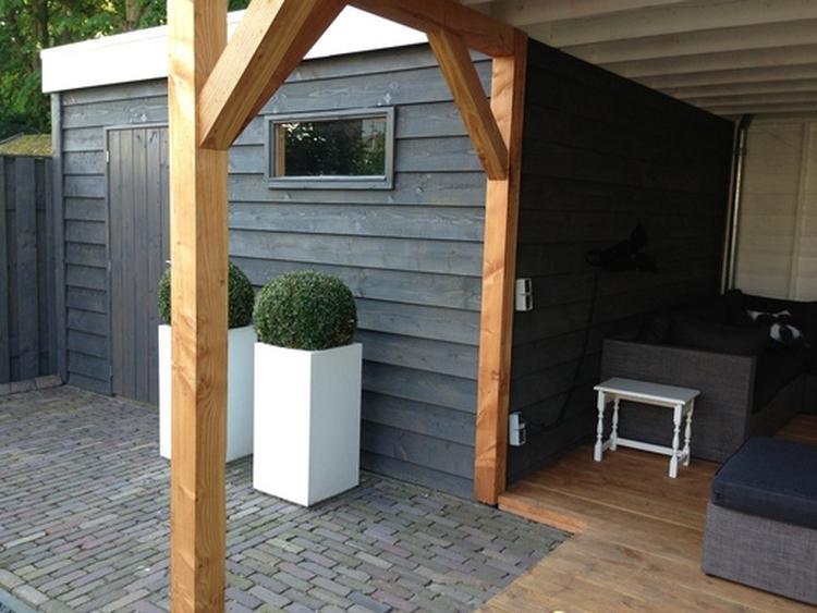 Knus en gezellige tuin foto geplaatst door bigukki op welke