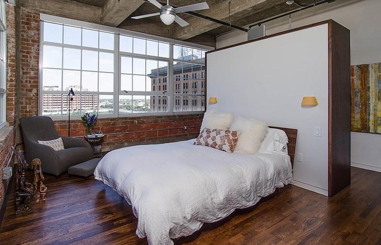 Dit is een perfecte oplossing als je een slaapkamer hebt met genoeg ...