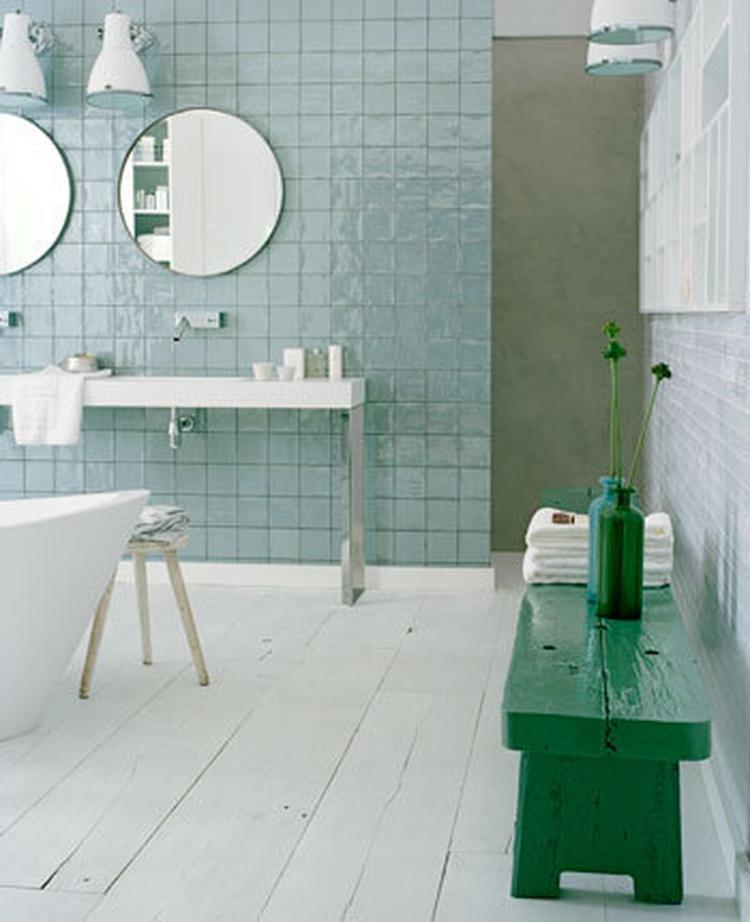 glans in badkamer. . Foto geplaatst door anneja23 op Welke.nl
