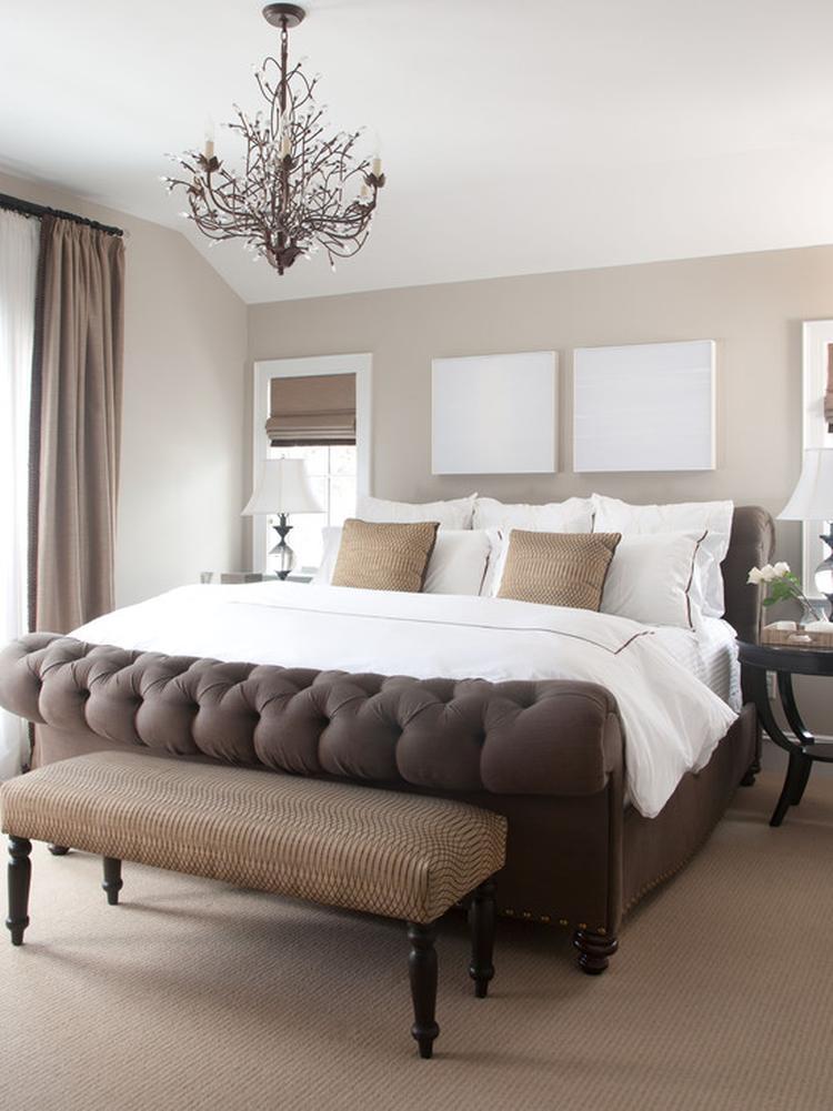 Prachtige, royale slaapkamer. Foto geplaatst door suusboer op Welke.nl