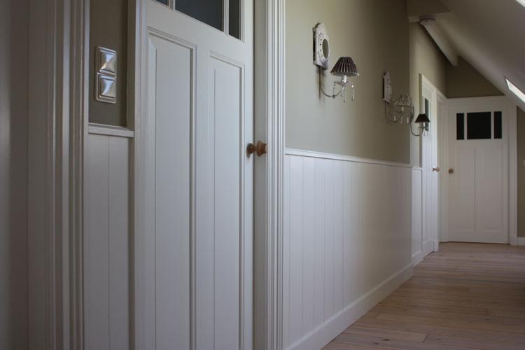 kleurkeuzes voor lambrisering woonkamer. Foto geplaatst door ...
