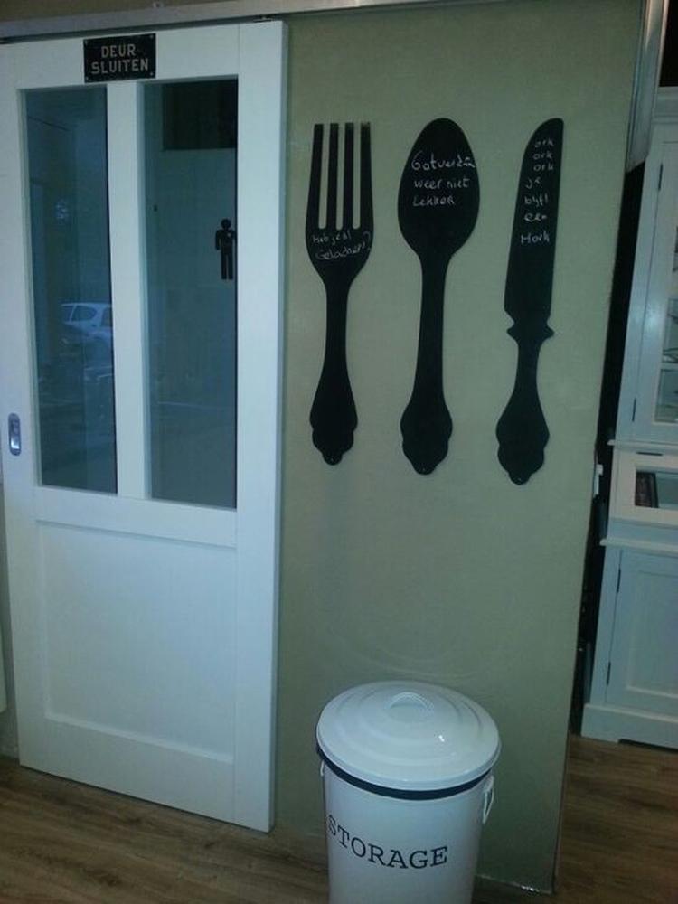 Muurdecoratie Keuken Bestek.Keuken Decoratie Muur